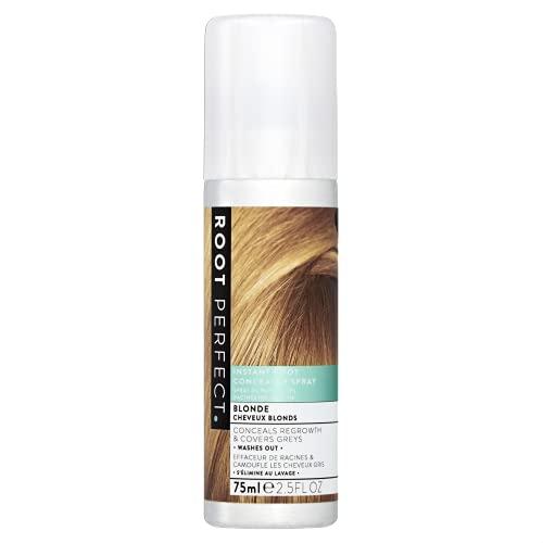 Root Perfect Haar Concealer Spray 75ml - Blonde, Pack van 1