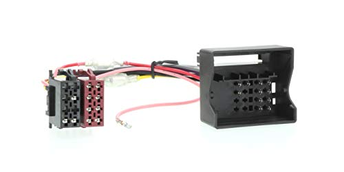 RedLine Solutions RL 010901 Conector ISO para Citroën C4, C5 04>, Peugeot 407, Toyota Aygo