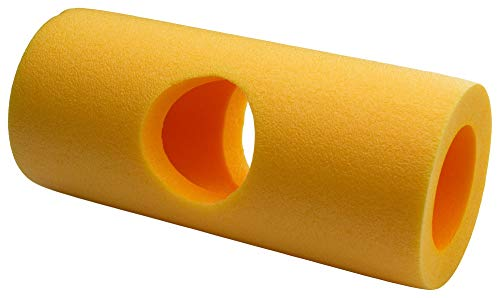 Schwimmhilfe PoolNudel-Verbinder 4-Wege (Farbe: gelb)
