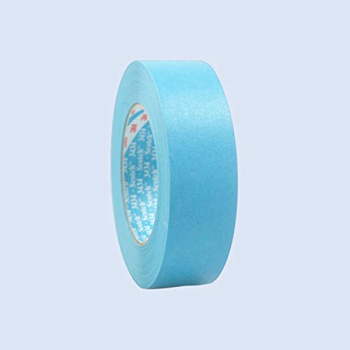 3M Scotch Blaues Band 3434 110°C 25 mm x 50 m 07897