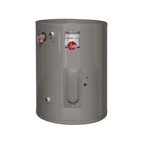 Professional Classic Residential 6 Gallon Electric Point-of-Use Water Heater - Rheem PROE6 1 RH POU