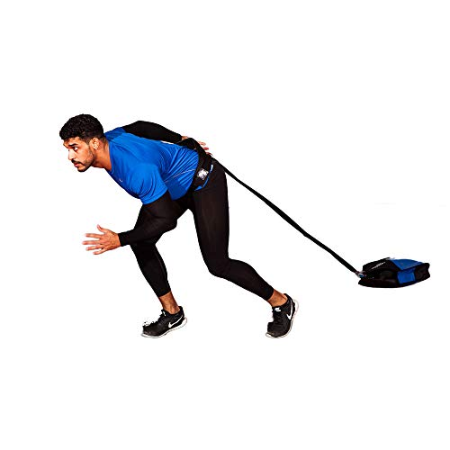 Fitness Health FH PRO SPEED SLED SACK VARIABLE WEIGHT SPRINT TRAINER POWER BAG RUNNING