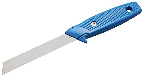 BGS 81735 | Dämmstoffmesser | 240 / 140 mm | für Dämmwolle, Glaswolle, Steinwolle, Schaumstoff, Styropor