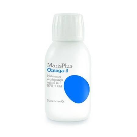 EMPFEHLUNG: Omega-3 Fischöl flüssig von MarisPlus