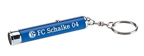 FC Schalke 04 Schlüsselanhänger LED Taschenlampe