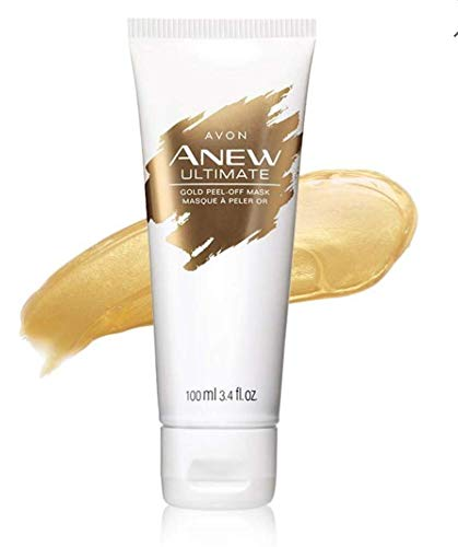 Avon Anew Ultimate Gold Peel-Off Mask