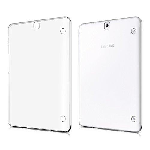 kwmobile Cover Compatibile con Samsung Galaxy Tab S2 9.7 - Custodia Tablet in Silicone TPU - Copertina Protettiva Tab - Backcover