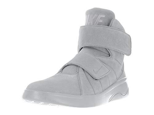 Nike Herren Marxman PRM Basketballschuhe, Platin (Pr Platinum Pr Pltnm Pr Pltnm), 43 EU
