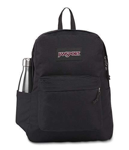 Jansport - Superbreak Backpack - Black, O/S.