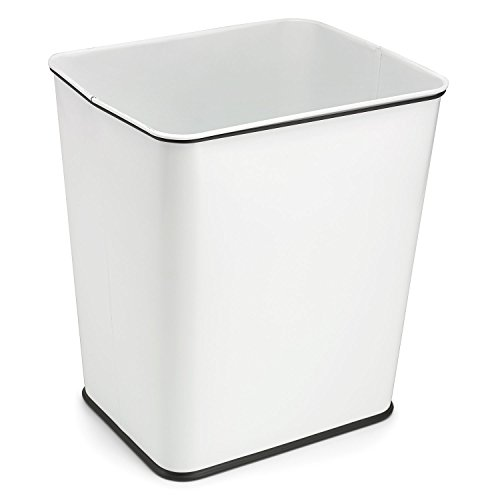 7-Gallon Under-Counter Can (White)