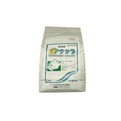 シンジェンタジャパン 殺虫剤 アクタラ粒剤 5% 3kg