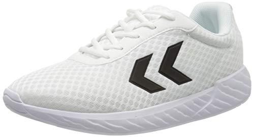 Hummel Unisex-Erwachsene LEGEND BREATHER Sneaker, Weiß (White 9001), 41 EU