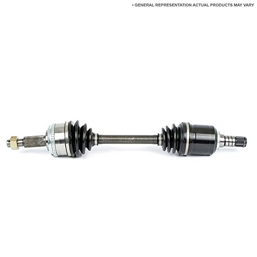 Price comparison product image For Mitsubishi Endeavor 2004 2005 2006 2007 2008 Rear Left Driver Side CV Axle Shaft - BuyAutoParts 90-70131N New