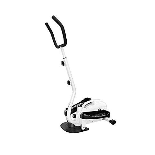 CHENJIA Macchina ellittica Home Attrezzatura per Il Fitness Piccola Perdita di Peso Indoor Mini Mini Stepper in Esecuzione Spazio camminatore