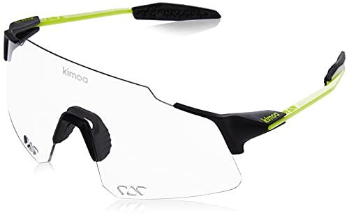 KIMOA Black_Yellow+Polar Silver Sunglasses Pack