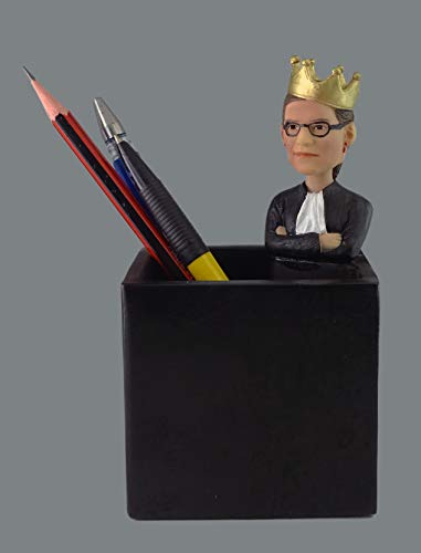 The Notorious R.B.G. Bobblehead Pencil Holder