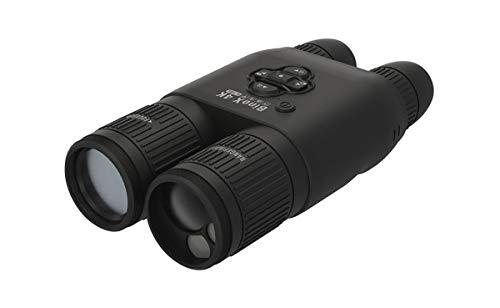 ATN Binox 4K Day&Night Smart Binoculars, Black, 4-16X