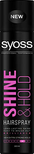 Syoss Shine & Hold Extra Strong Haarspray 300 ml