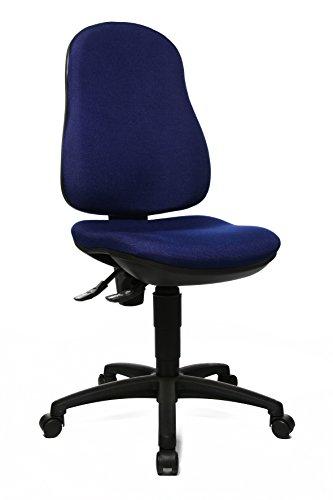 Topstar 8170G26 Point 70 Bürostuhl, blau