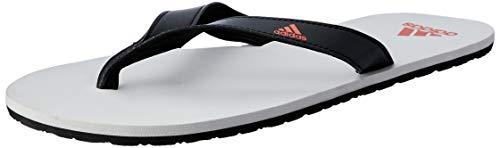 adidas Eezay Flip Flop, Herren Aqua Schuhe, Schwarz (Core Black/Raw Amber/Grey Two F17), 38 EU