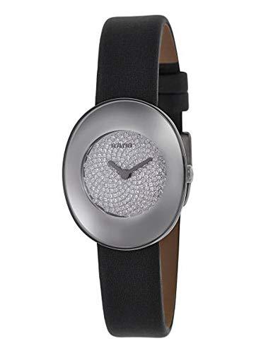 Rado Damen-Armbanduhr Esenza Jubile mit Diamanten Analog Quarz R53921706
