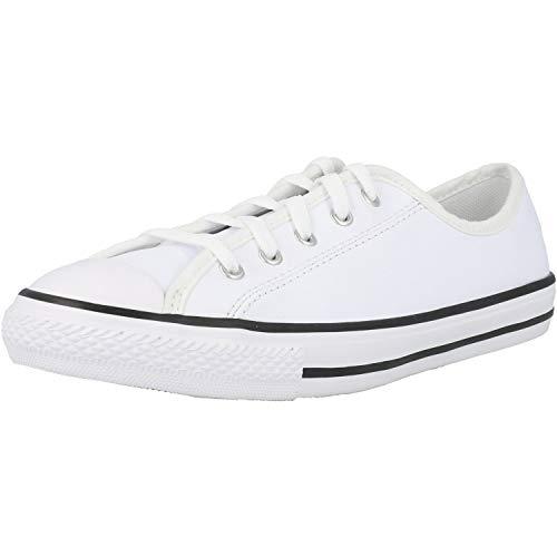 Converse Damen CTAS Dainty Low Top Sneaker Weiß 40,5