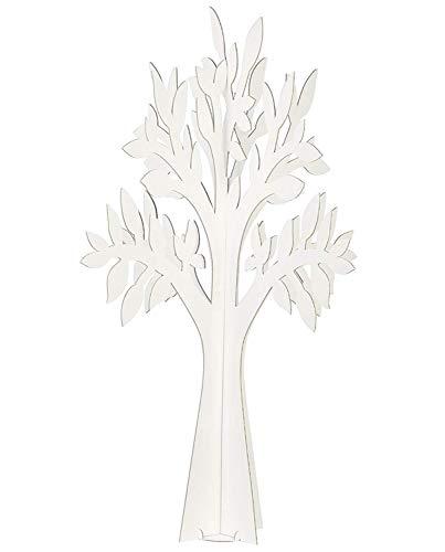 Olmo Árbol de la Vida en Cartón Alto 120cm Ajuste Boda