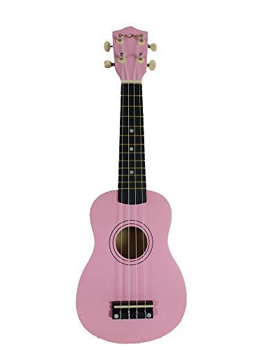 "Ukelele Fzone soprano 21"" rosa."