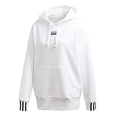 adidas Hoodie Women's, White, Size XS from adidas