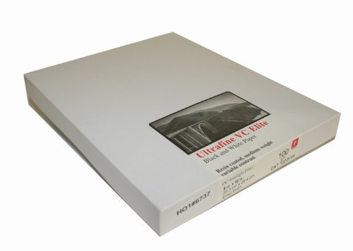 Ultrafine VC ELITE Pearl Variable Contrast RC Paper 8 x 10/100 Sheets