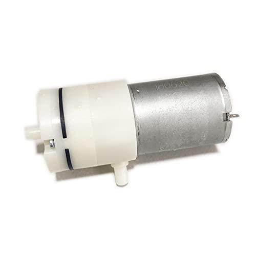 Wnuanjun 1 STÜCKE 370A.Mini-Luftpumpe(2.4/3.2LPM 3.7V/6V/12V/24V) Elektrischer Micro Vakuum-Booster-Motor für das Schönheitsgerät medizinische Behandlung (Farbe : 3.2LMP, Größe : 6V)