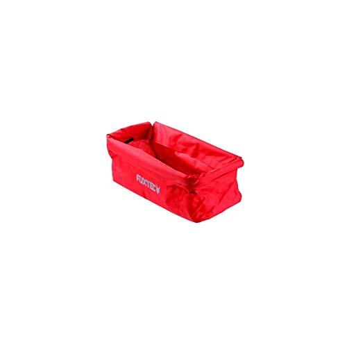 Fuxtec Hecktasche ROT, als Zubehör passend für unsere Faltbare Bollerwagen CT-350/CT500/JW76C