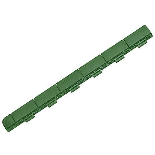 Art Plast Verde Marte, 60x5,2x1,3 cm finalización (unitaria) Macho