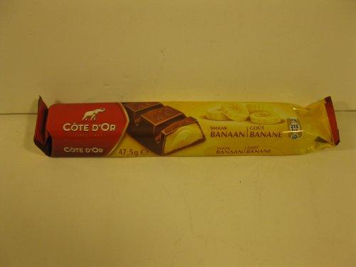 Côte d'Or 32 Barres chocolat Banane 45 gr