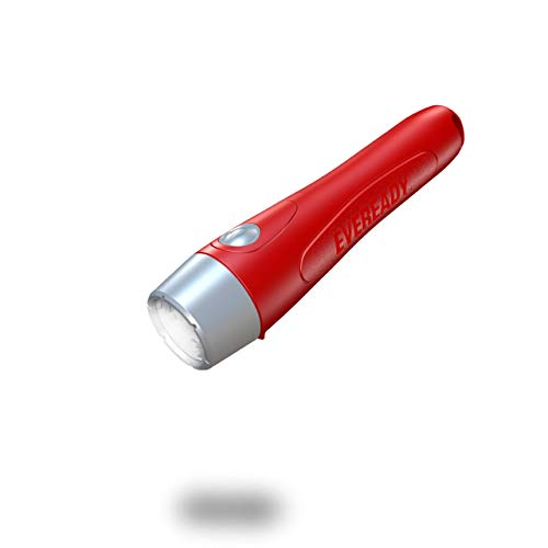 Eveready LED Flashlight, All Purpose (Batteries Included)
