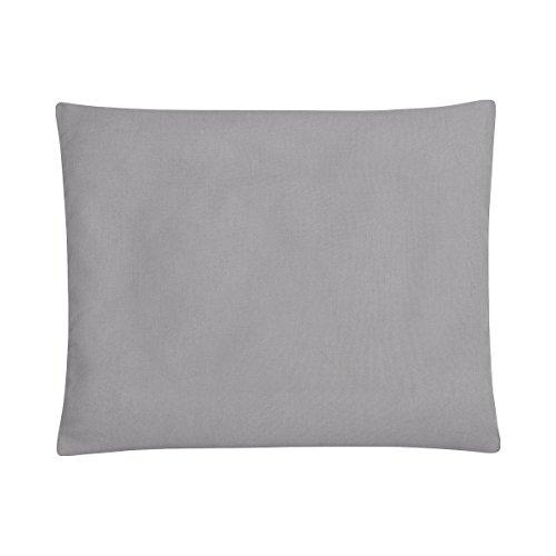BORNINO HOME Taie d'oreiller : 35 x 40 cm, argenté