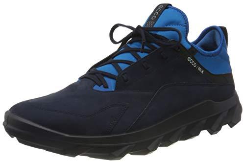 ECCO Herren Mx Hiking Shoe, Blau(Night Sky), 41 EU