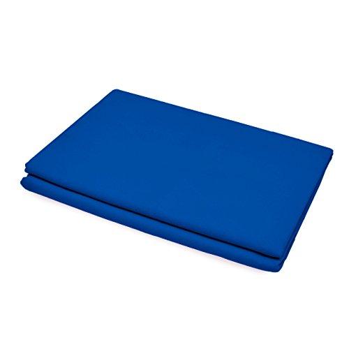 Lumaland Mikrofaser Badetuch Extra saugfähig verschiedene Farben und Größen 100x200cm Navyblau