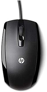 HP USB 3 Button Optical Mouse KY619AA