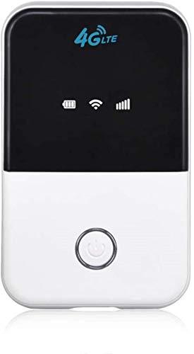 Woodtree Mini WiFi portátil, 4G LTE el 150M Experiencia de la Velocidad del Juego de Drama Router inalámbrico y sin presión for el Recorrido al Aire Libre, Oficina, etc.
