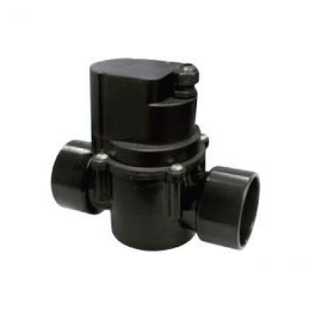XCLEAR Automatique 2 Voies Roue Robinet 63 mm Noir 21 x 21 x 16 cm Noir