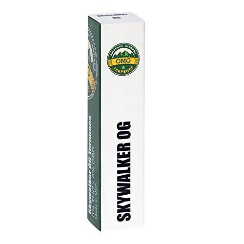 SKYWALKER OG Cannabis Terpene 2 ml - 100% natürlich + nikotinfrei - für E-Liquids, Extrakte und mehr!