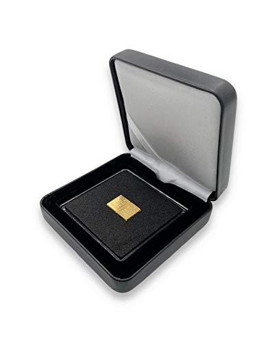 Goldbarren 2g im edlen Etui – tolle Geschenkidee – ESG Valcambi - Feingold 999,9 (2g Gold)