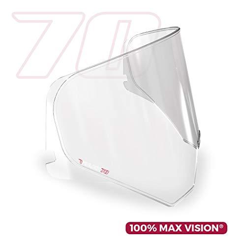 Scorpion ADX-1 MaxVision Pinlockscheibe 70 Pinlock Antibeschlag Antifog
