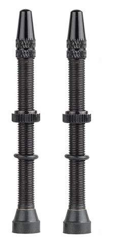 Datums Válvulas Presta tubeless 60 mm Full Black.