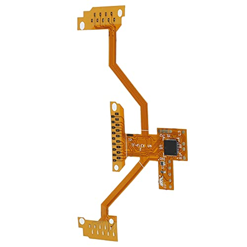 banapoy Cable flexible para Rapid Fire, controlador MOD Board Mod Board Kit Professional Mod Board Flex Cable, robusto y duradero para PS4