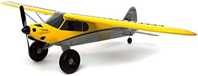 HobbyZone RC Airplane Carbon Cub S 2 1 3m Ready to Fly Transmitter Battery and Charger Included product image