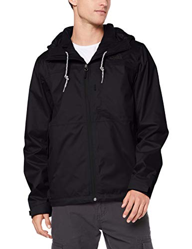 The North Face Men's ARROWOOD TRICLIMATE JACKET, Tnf Black, XL