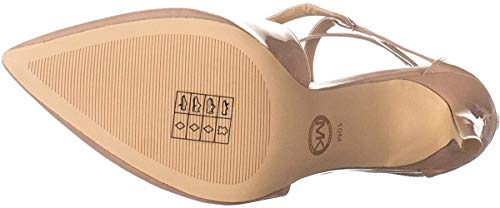 Michael Kors Decolletà Catia Pump Patent Blush Taglia 39 - Colore Cipria