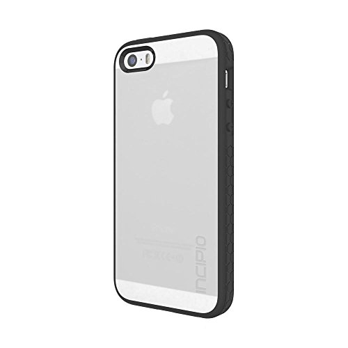 Incipio Octane Case fits iPhone 5, iPhone 5S, and iPhone SE - Frost / Black